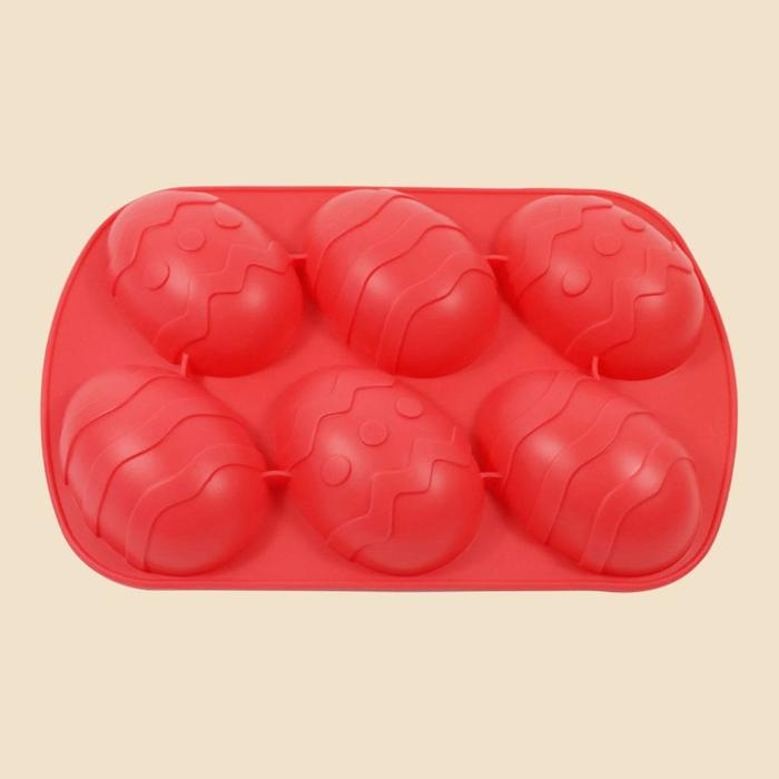 Easter Eggs Large Chocolate Mould