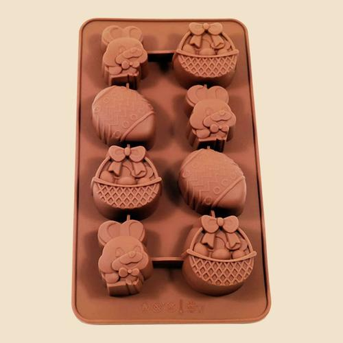 Easter Selection Chocolate Mould