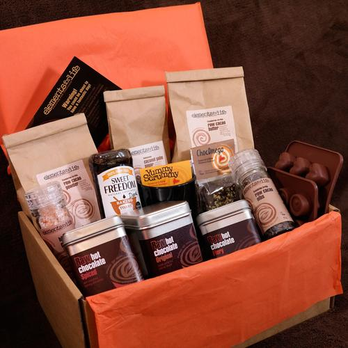 Raw Chocolate Ultimate Gift Hamper