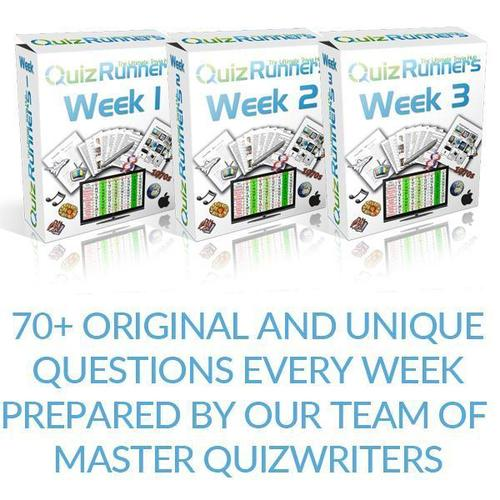 Monthly Trivia Subscription Service - No Contracts - 7 Day Free Trial Then $49/Month - Paypal