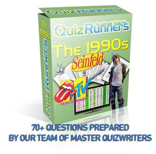 The 1990s Quiz