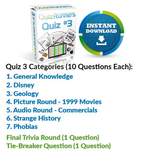 Quiz Night Kit 3