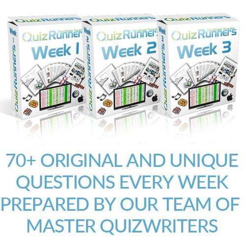 Monthly Trivia Subscription Service - No Contracts - 7 Day Free Trial Then $49/Month