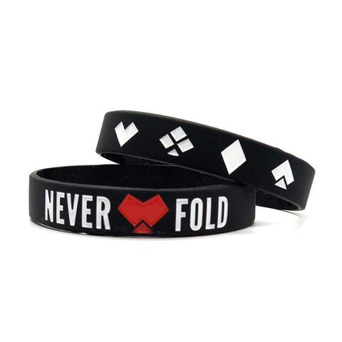 Never Fold Baller Band | Black