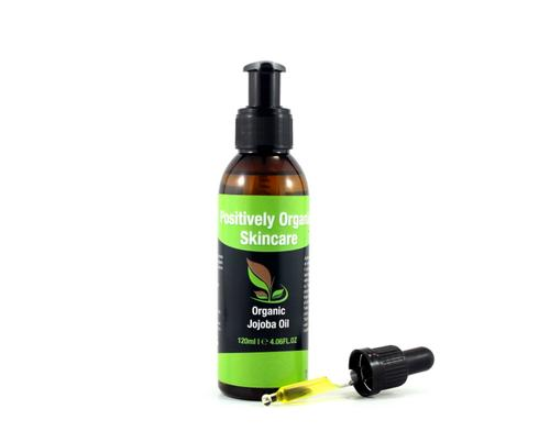 Organic Jojoba Oil (120ml)