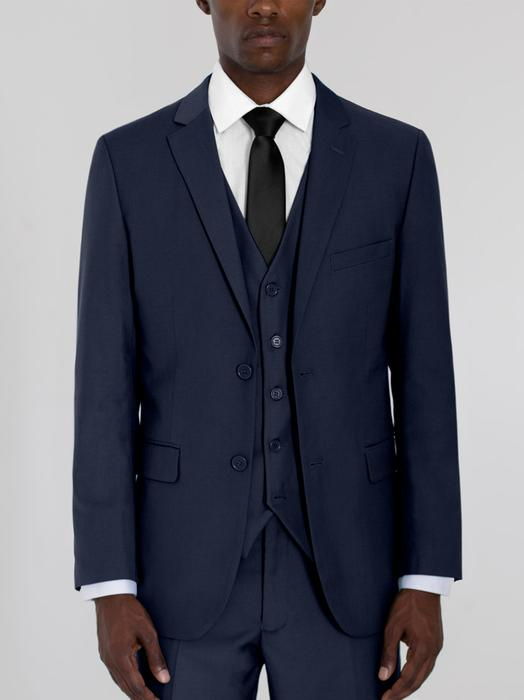 NAVY BLUE THREE PIECE TR SUIT