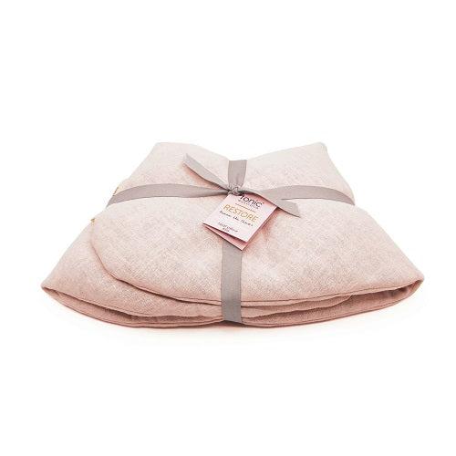 Restore heat wrap // Blush
