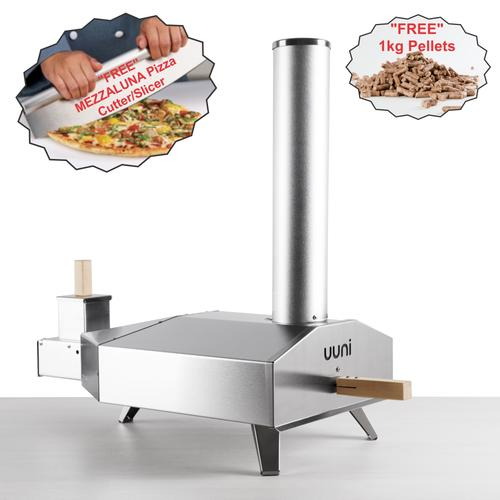 UUNI 3 | Portable WoodFired Pizza Oven - FREE SHIPPING Australia wide & Free 1KG Pellets Starter pack