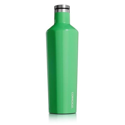 CORKCICLE  |  Canteen 25oz (740ml) - Gloss Carribean Green