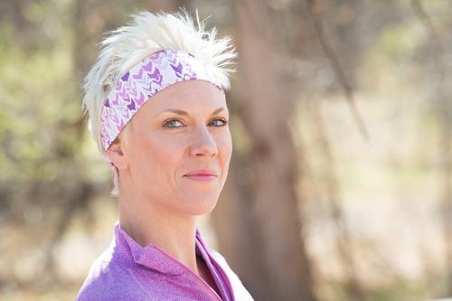 Plum Crazy Headband