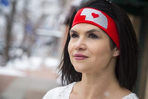 Cornhusker Love Headband