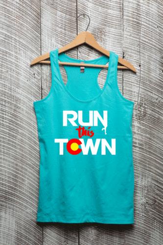 Run This Town Tank