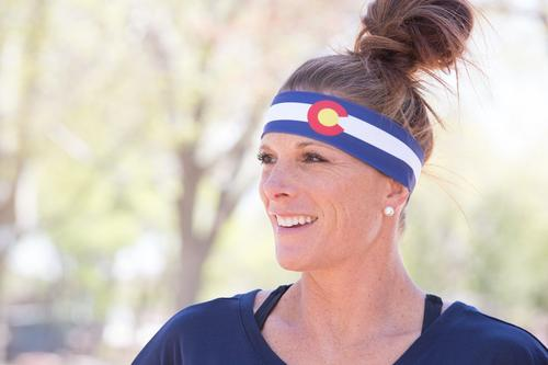 Colorado Flag Headband