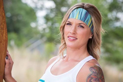 CoolCore® Blue Lagoon Headband