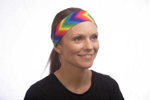 Color Me Happy Headband - Size Small