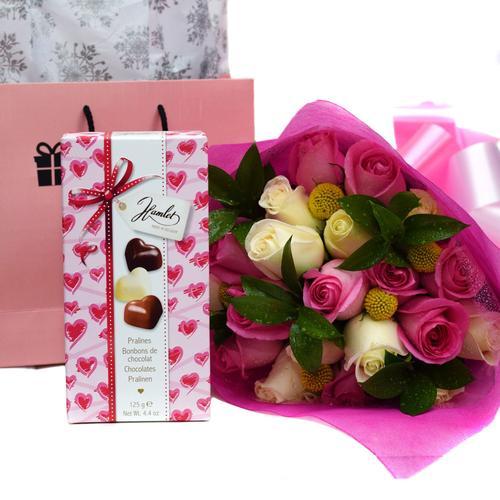 Roses & Hamlet Heart's Package