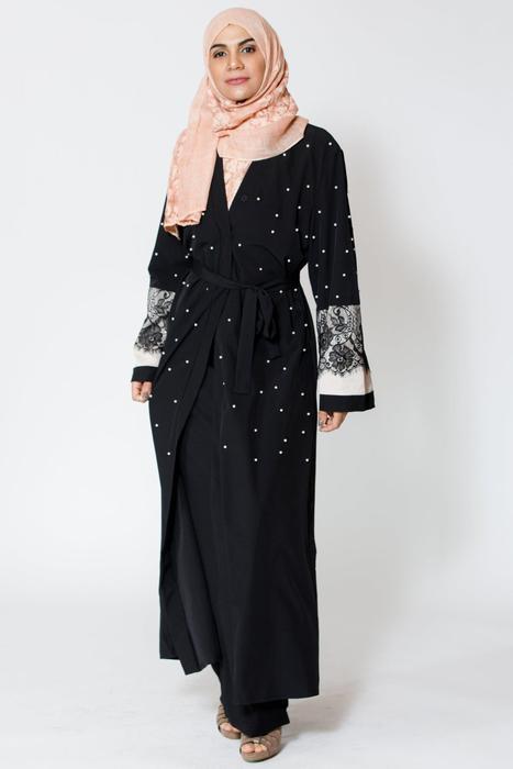 Abayas, Long Sleeve Dresses, Maxi Cardigans, & Hijab for Modest ...
