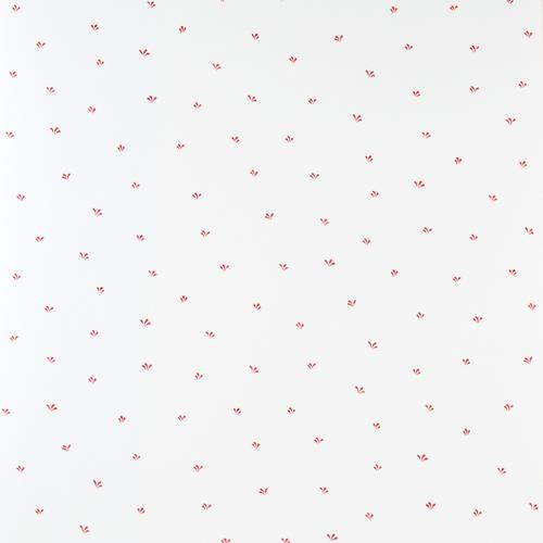 Galerie Paste The Wall Patterned White & Red Wallpaper