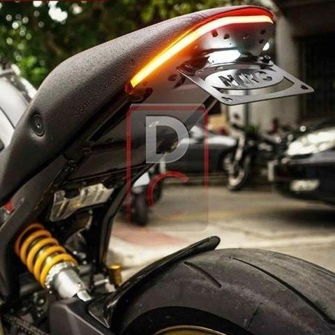 Ducati Monster 696 / 1100 Tail Tidy Integrated Signals Kit