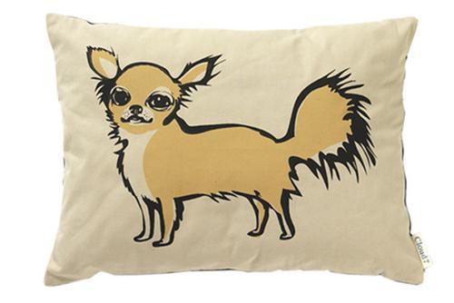 Cloud7 Organic Motif Cushions - Chihuahua