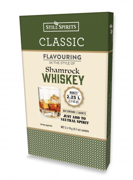 Still Spirits Classic Shamrock Whiskey (2 x 1.125L)