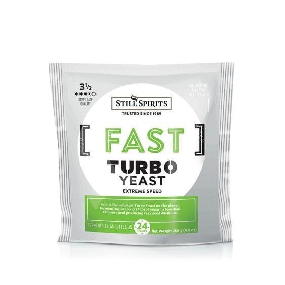 Fast Turbo Yeast