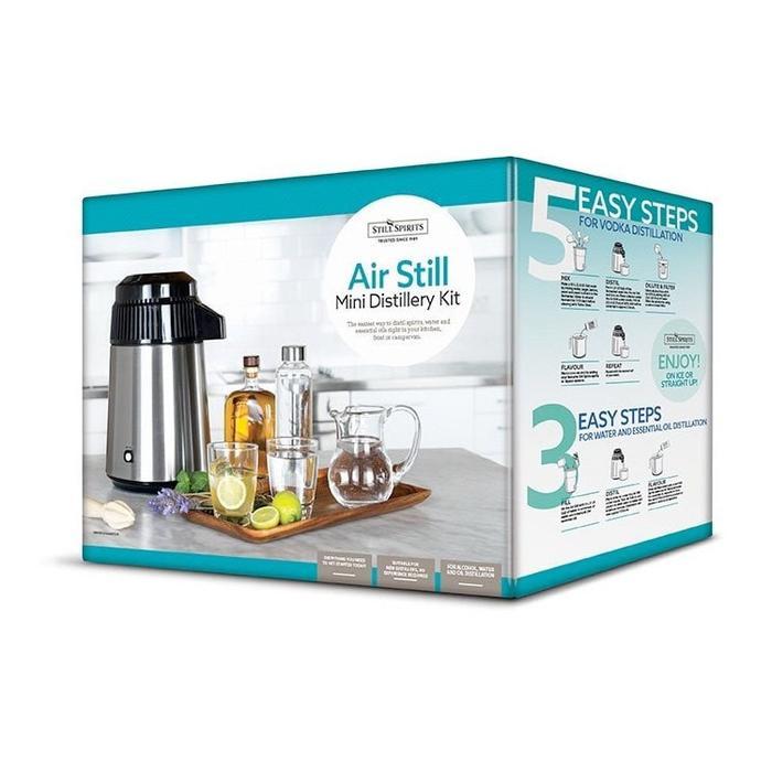 NEW: Still Spirits 4L Air Still Mini Distillery & SUPER PACK!