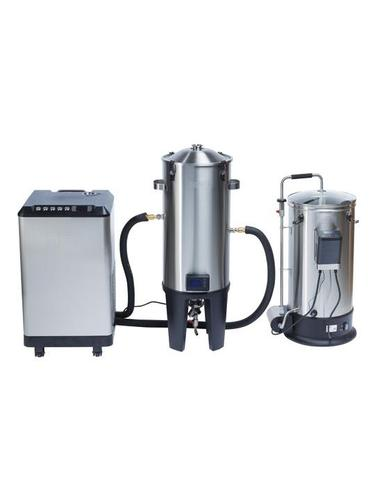 Grainfather Advanced Brewery: Grainfather Connect, Conical Fermenter Pro Edition & Glycol Chiller