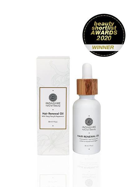 Nourishing Hair Oil - Potent | Lightweight