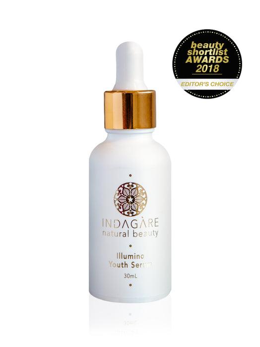 Illumino Youth Serum -  Organic Prickly Pear Seed Oil