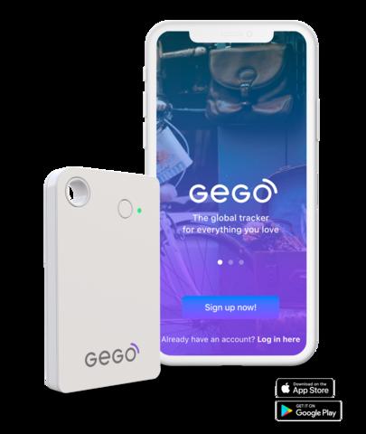 GEGO Universal Tracker