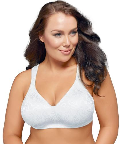 Playtex 18 Hour Ultimate Lift & Support Wire-Free Bra - White