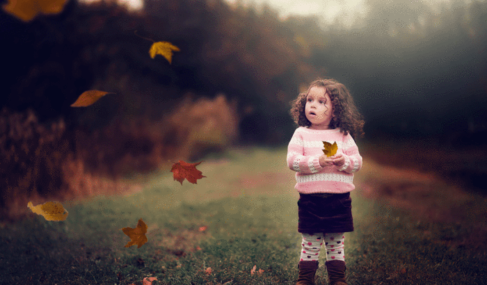 """Falling Leaves"" Overlays and Fall Color Actions"