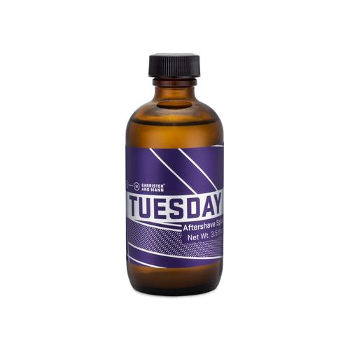 Tuesday Aftershave