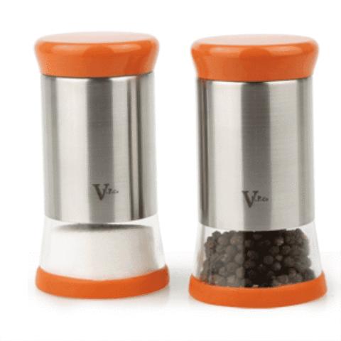 2-Piece Salt & Pepper Shaker Set