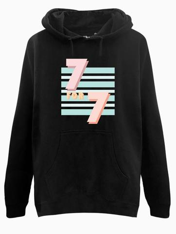7 for 7 Hoodie