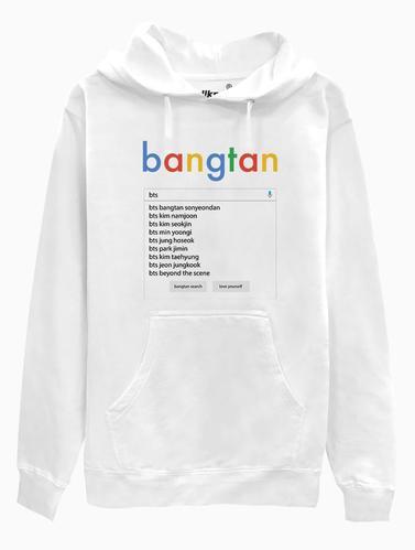 BTS Search Hoodie
