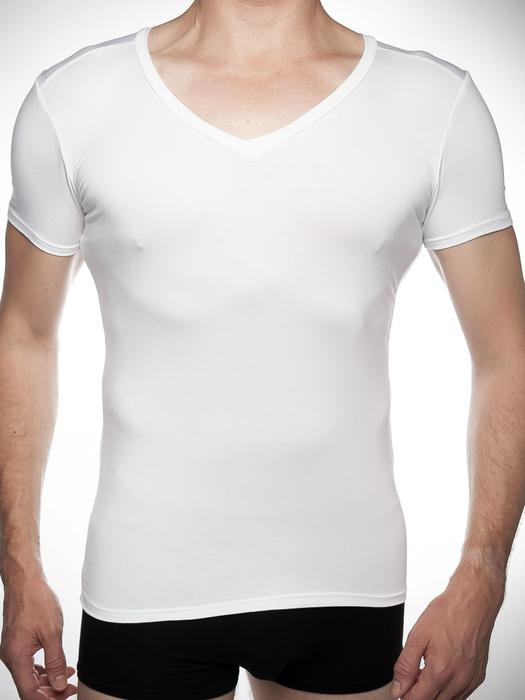 Deep V Neck Slim Fit Undershirt (The Chester)
