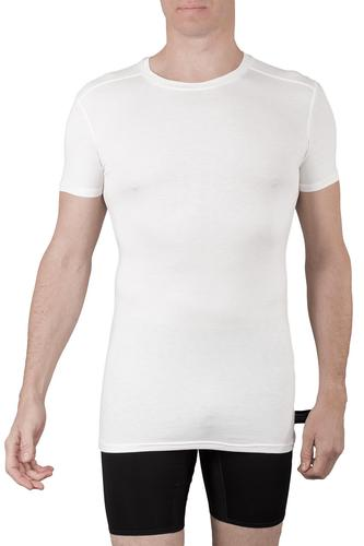Classic Crew Neck Slim Fit Undershirt (The Chester)