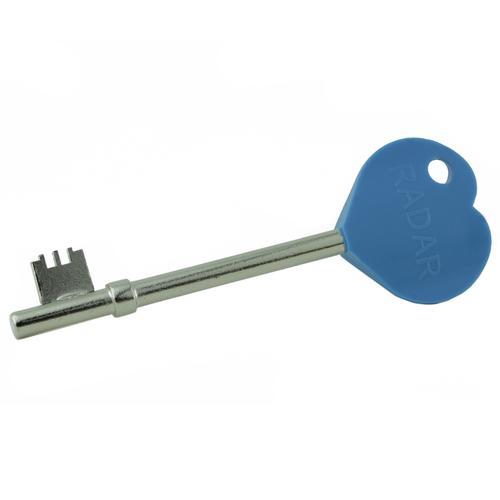 Official N&C Radar Key - Disabled Toilet Key