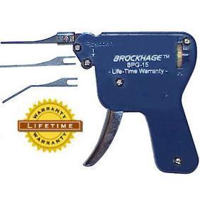 Brockhage Pick Gun (Down - for pins below the keyway)