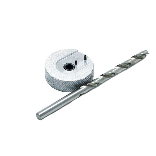 Cylinder Jig and Drill Bit