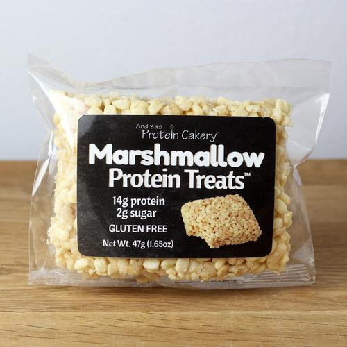 Marshmallow Protein Treats (TM) - Gluten Free