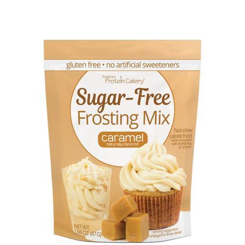 Sugar-Free Frosting Mix - Caramel