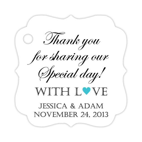 Thank you for sharing our day tags