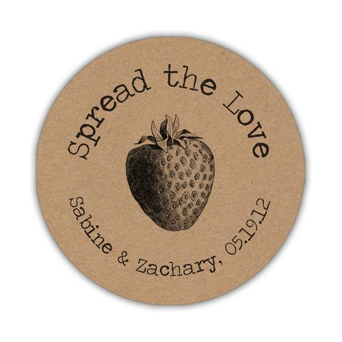 Spread the love stickers 'Fruit Passion'
