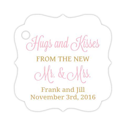 Hugs and kisses tags