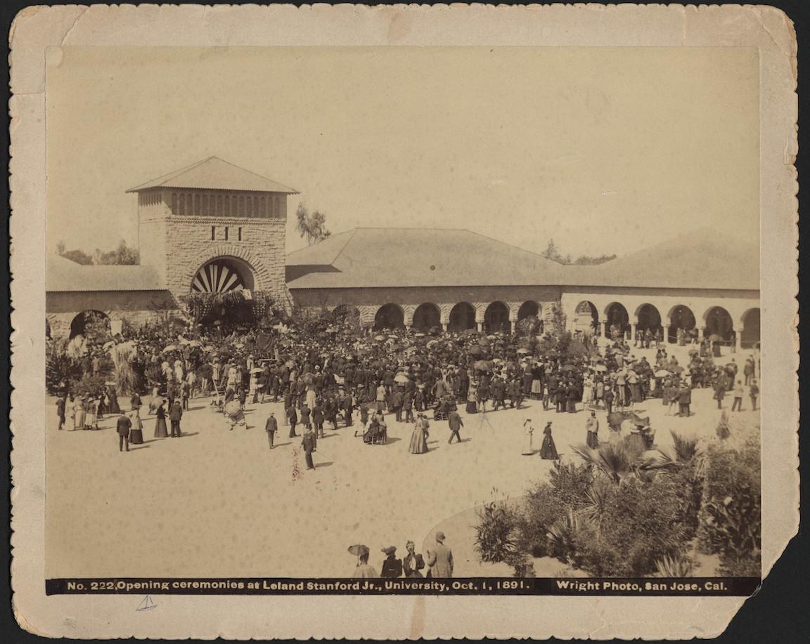 opening ceremonies 1891
