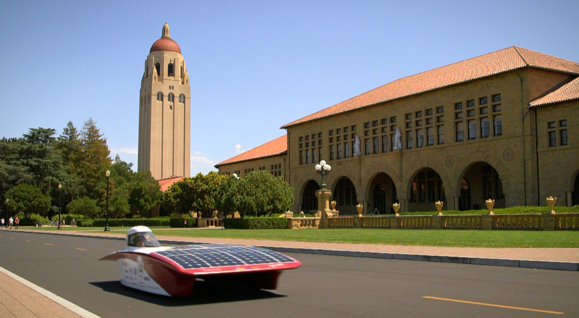 Cars On Campus Stanford 125