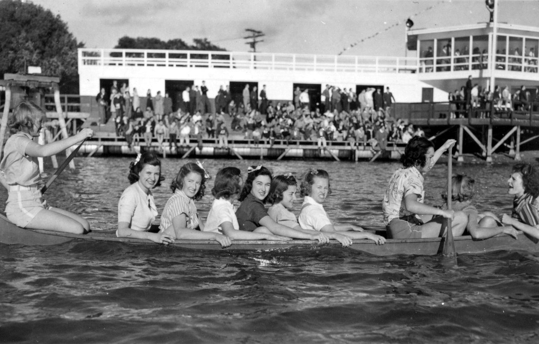 New boathouse 1939